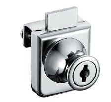 Cabinet Display Case Showcase Single Glass Door Lock #M1276 QL