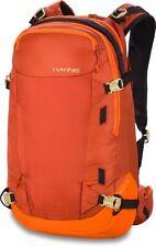 Équipements de neige housses, sacs de transport orange pour les sports d'hiver