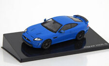 1:43 Ixo Jaguar XKR-S Coupe blue