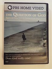The Question of God: Sigmund Freud & C.S. Lewis (DVD,2005) MINT- does God exist?