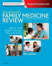 SWANSON'S FAMILY MEDICINE REVIEW - TALLIA, ALFRED F., M.D. (EDT)/ SCHERGER, JOSE