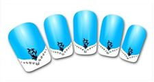 3D Nail Art Sticker Decals Transfer Stickers French Tip Design (3D810)