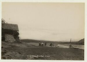 Newton Ferrers Steer Point 1899 Photo By Frith