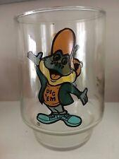 Vintage Kellogs Sugar Smacks Dig 'Em Frog Collectors Glass 1977
