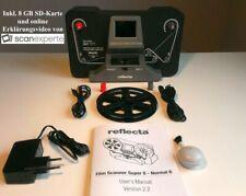 Reflecta Super 8 Normal 8 Scanner inkl. Videoanleitung und SD-Karte (66040)