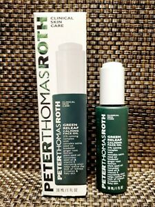 Peter Thomas Roth Green Releaf Redness Calming Face Oil 1oz. MRP $68