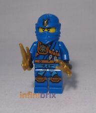 Lego Jay from set 70749 Enter the Serpent Blue Ninja Ninjago BRAND NEW njo128