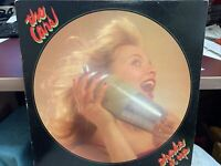 THE CARS SHAKE IT UP LP 1981 ELEKTRA 5E-567 INNER
