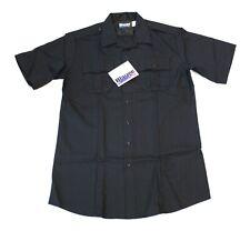 Men's Blauer 8910 Police Shirt Dark Navy Blue New!