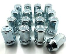 16 X ALLOY WHEEL NUTS FOR NISSAN M12 X 1.25 21MM HEX LUGS BOLTS STUDS [83]