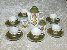 Edles Porzellan Kaffeeservice von Winterling Röslau - 21teilig - wie neu