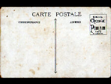 MONTARGIS (45) COMMERCE & CANAL / Publicité POULAIN début 1900