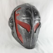 NEW Black Silver Red Wire mesh Airsoft Paintball Protection Mask Halloween Mask