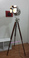 DECOR SEARCH LIGHT WITH TRIPOD STAND SPOT LIGHT DECORATIVE FLOOR LAMP