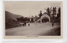 CHAPEL HILL, BRAEMAR: Aberdeenshire postcard (C25106)