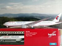 Herpa Wings 1:500  527705 China Eastern Airlines Boeing 777-300ER
