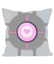 """Weighted Companion Cube 12"""" Canapé Coussin basé sur portail jeux vidéo"""