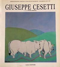 Giuseppe Cesetti - Lalli Editore Siena 1989