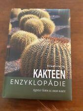 Kakteen Enzyklopädie - Verzeichnis von circa 600 Arten inkl. Farbfotos