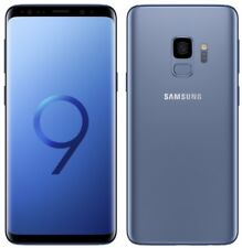 "Samsung Galaxy S9 SM-G960F/DS Dual Sim (FACTORY UNLOCKED) 5.8"" QHD 64GB 4GB RAM"