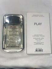 GIVENCHY PLAY EDT SPRAY 3.3 FL OZ MEN RARE NEW UNBOX 100ml Discontinued