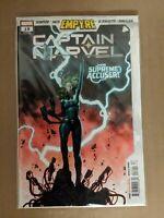 CAPTAIN MARVEL #18 A   1st Appearance Lauri-Ell Marvel Comics NM 2020
