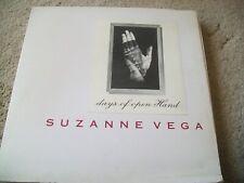 SUZANNE VEGA * DAYS OF OPEN HAND * BOX SET * VINYL LP + CD + CASSETTE