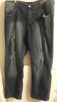 U-51 womens Size 22 Denim/Distressed Jeans