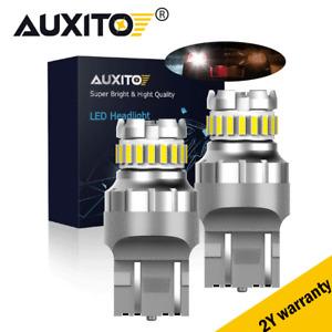 T20 W21W 7443 7440 Daytime Running Light Globe LED Reverse Light Error Free 2PCS