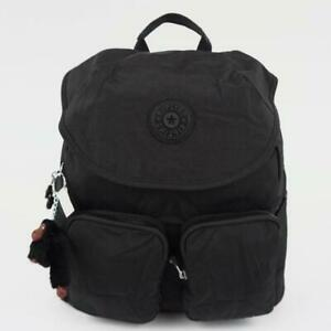 KIPLING FIONA Medium Backpack Black Tonal