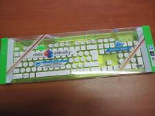 PDP Rock Candy Wireless ,Kabellos Tastatur 904-005 Tastatur für PC & MAC OVP NEU