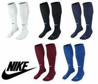 Nike Classic II Mens Football Socks Dri-FIT Ladies Soccer Rugby Hockey Black
