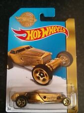 Hot Wheels FDT21 2017 Hi Roller Gold Standard Speed Shop