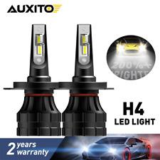 Z1 100W CREE LED 9003 H4 Headlight Kit High/Low Beam Bulbs 6000K White 20000LM
