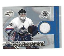 Dan Cloutier 2003-04 Pacific Invincible Jersey Cd, # 31 ,# 456 / # 500