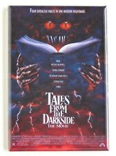 Tales from the Darkside Fridge Magnet (2 x 3 inches) movie poster dark side