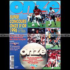ONZE MONDIAL N°93 PATRICE LOKO DANIEL BRAVO LILIAN THURAM STEVE McMANAMAN 1996