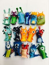 16pcs Slugterra Mini PVC Action Figures New Toys Dolls Gift Cartoon Kids Decor