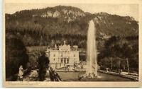 König Schloss Linderhof Bayern alte AK um 1910/20 alte Postkarte