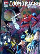 L' Uomo Ragno NATALE - Marvel Mega n°11 1997  ed. Marvel Italia  [G.207]
