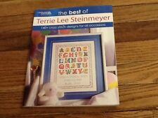 The Best Of Terrie Lee Steinmeyer Book 140 Cross Stitch Designs