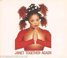 JANET JACKSON - Together Again (UK 6 Trk CD Single)
