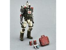 DEVIL TOYS War of Order WOO In Pocket MEDIC MEDICAL 1/18 Scale  ROBOT android