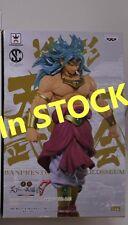 In STOCK Banpresto Dragonball Z DBZ Kai SCultures 7 Vol 3 Figure Broly