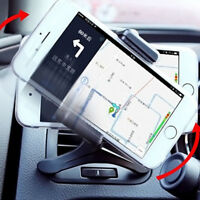 Smart Cell Phone Car accessories Air Vent Mount Cradle Holder Stand for Mobile