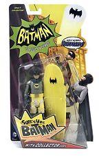 Personaggio Batman Classic Tv Series Surf up! Batman Action Figure Mattel