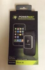 Portable Powermat Wireless Phone Charging Iphone 3G Battery Receiver