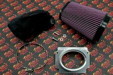 Vito's PRO FLOW airbox adapter K+N style air filter outerwear Yamaha Banshee