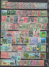 Commonwealth 1880's/1970's Collection Used & Mint Mounted