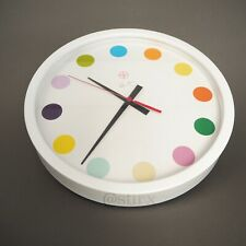 New Damien Hirst Spot Clock Large Modern Contemporary Art Hirst Dots